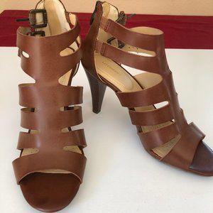 LIZ CLAIBORNE double strap heels